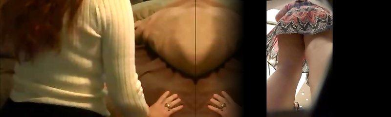 roodharige moeder creampied op real zelfgemaakte