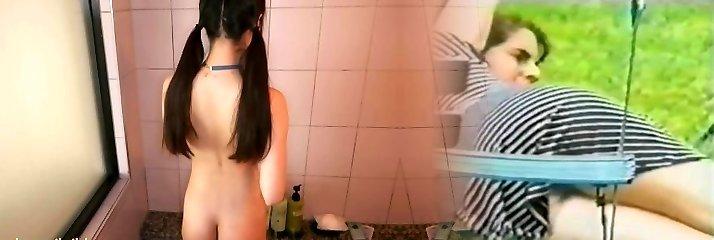 Ichinose Momo Jav Teen Debut Petite Teenage Sucks Faux-cock Teases In Shower