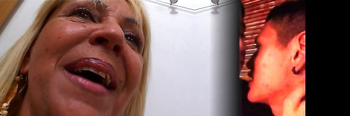 mature latin blonde wonderful ginormous ass take in every hole troia