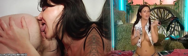 She licks asshole your ass and fellates your cock