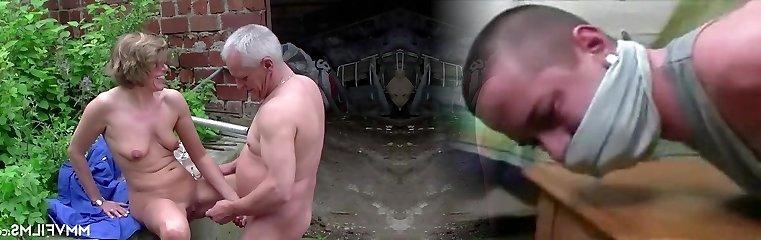 Granny is a supreme fuck - MMVFilms