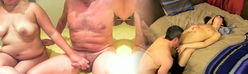 Mature couple enjoys 69 stance oral pleasures in homemade