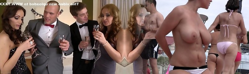 Incredible adult movie stars Abbie Cat and Sophie Lynx in naughty creampie, facial adult video