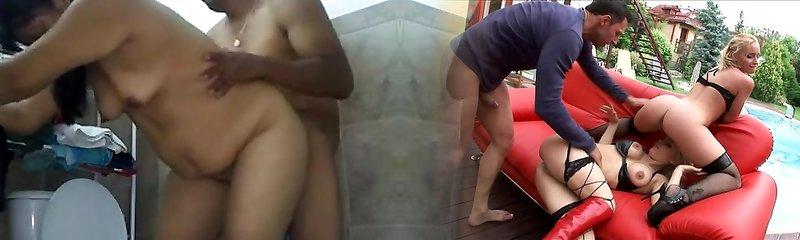 Desi Saali Naked in Bathroom Get Fucked Hard