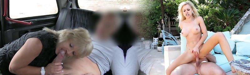 boşanmış olgun deneyimsiz fuck-taksi şoförü ile fest