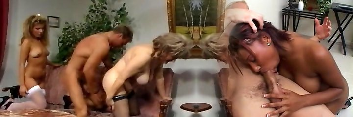 That horny grannie - compilation