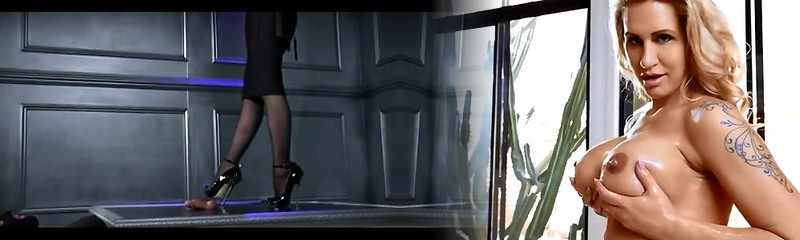 Mom Secretary Cock Ball Torture Heels. see pt2 at goddessheelsonline
