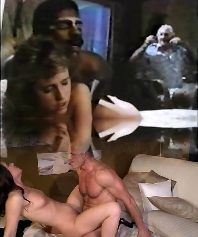 Big Black Cock tribeman fucks white wife in Africa...