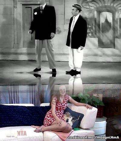 Vintage - Striptease Girl (1952)