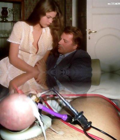 Ornella Muti Eleonora Giorgi naked sequences from Appassionata