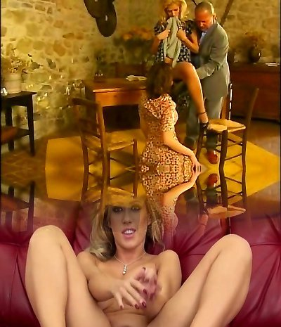 Anal threesome Angelica Insane, Jane Darling