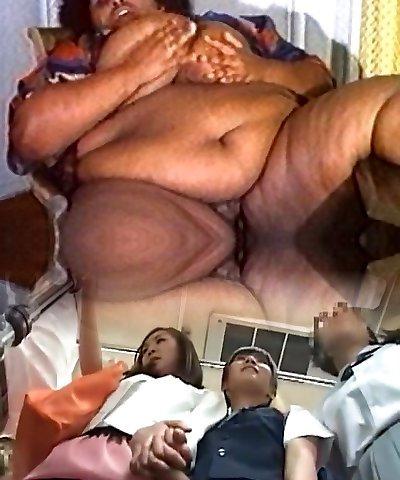 Fatty fatty bum butt