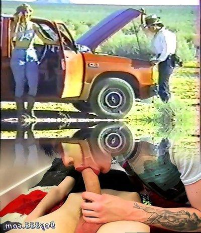 Border Patrol (HOM bondage vintage)