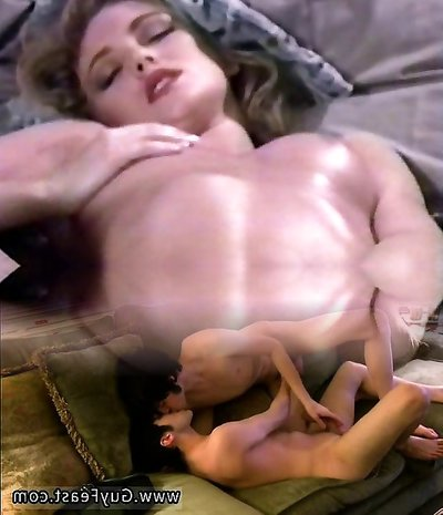 Jacqueline Lovell oily getting off