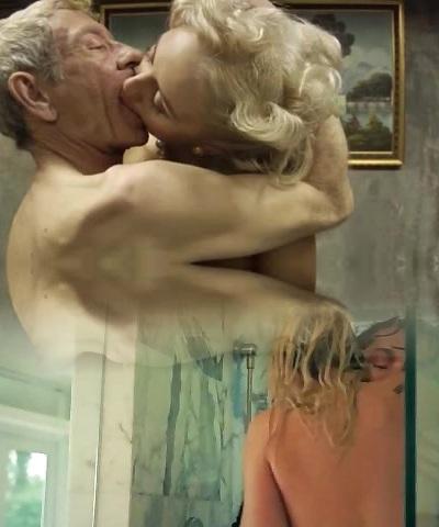 Italian classic porn .Bastardi 1.