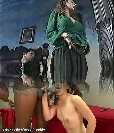 Sexy nymph in classic porn flick 1