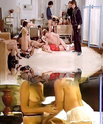 Longest Orgy On Film