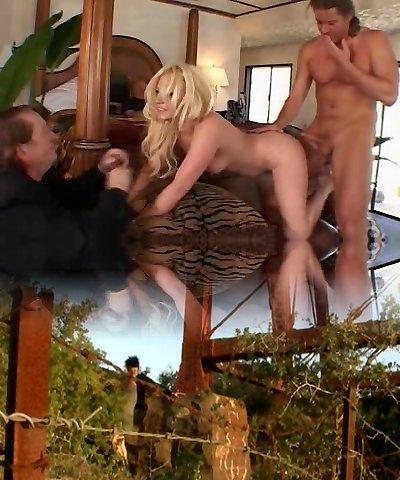 Beautiful Swinger Housewife Nailing