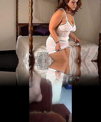 Antique Lingerie bras pantyhose girdles etc