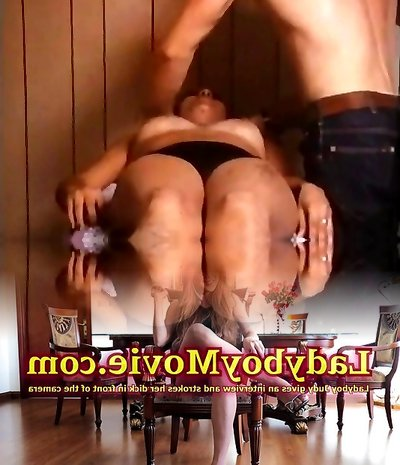 vintage busty woman in thong massage (clip loop)