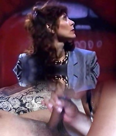 Kay parker is nosey