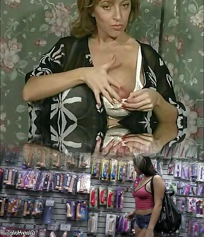 DEBBIE JORDAN Undressing