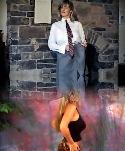 VENUS - vintage 80's giant titties striptease dance