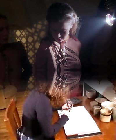 SELL HIM YOUR SOUL - vintage bdsm whipping music flick