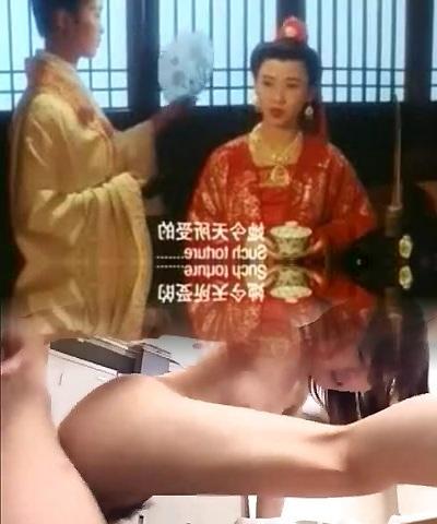 Hong Kong movie naked scene
