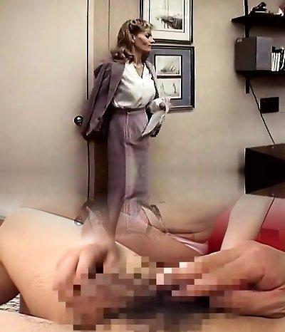 Lee Caroll, Sharon Kane in furry puss eaten and