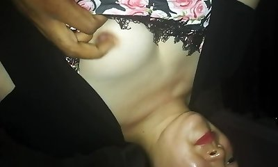 Chinese Indian desi cock rubdown with spunk - Part 2