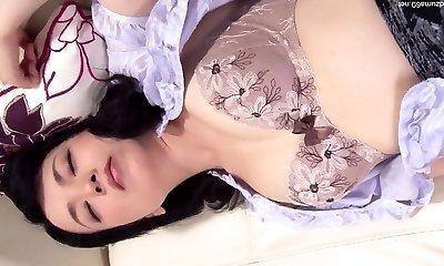 Korean big boobs Han Ye in nude F 1 8