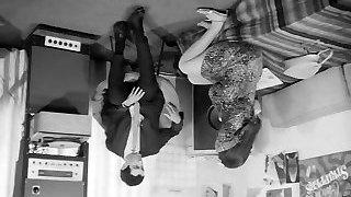 Office Clerk Tries to Find Enjoy (1960s Vintage)