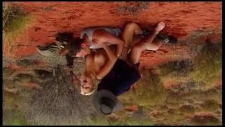 Gabriella Bond has an anal invasion three way in the desert