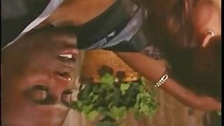 Vintage 90 ' s - Lex in XXXL Kondom fickt Bobbi Bliss