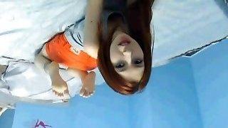 retro webcam soles show Nineteen yo girl