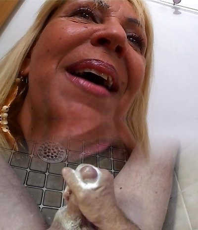 mature mexican blonde wonderful big ass take in every crevice troia