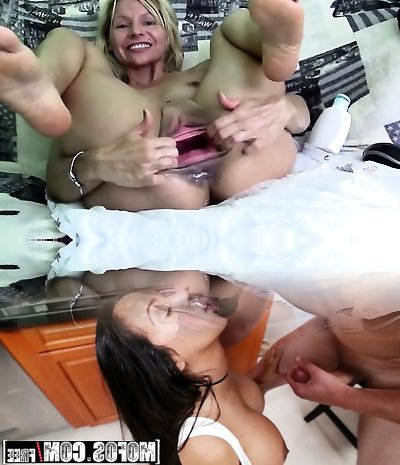 Thick Pussy Gaping Part-1
