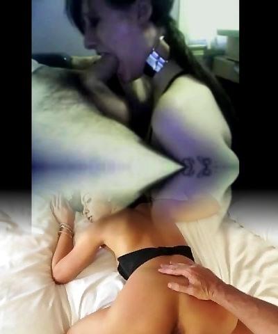 MILF Testa #86 si rivelasse la tua Mamma è una Sporca Slut Deepthroat