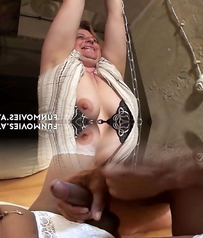 Cheating Wife Punished In The Dungeon