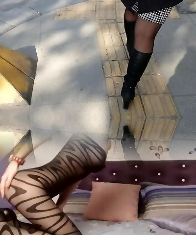 Turkish Mature Footwear and Pantyhose