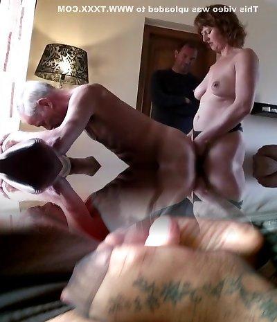 Fabulous amateur Mature, Strapon porn video