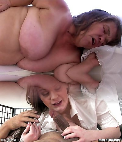 extreme small mature first humungous black cock