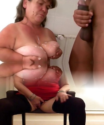 extreme puny mature first ginormous black cock
