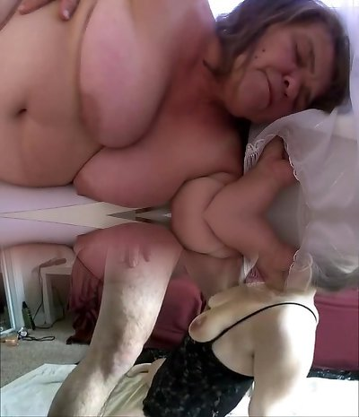 busty mature midget big cock screwed