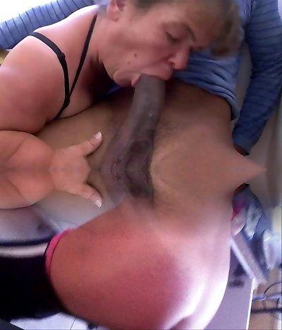 extraordinary small mature first big black fuckpole