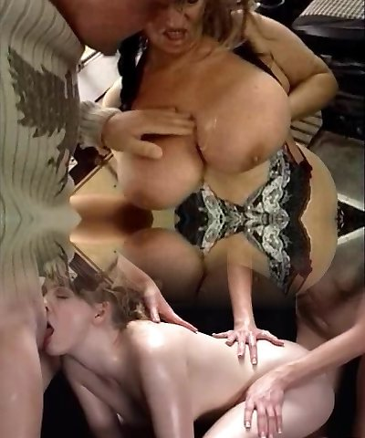 UGLY Grandmother WITH HUGE BOOBS Ravaged  BY THE MECHANIC 1