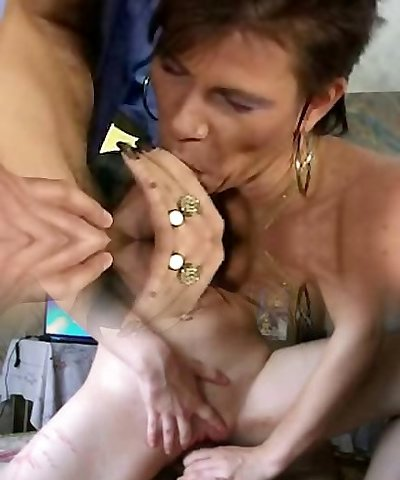 Luxurious MILF Drinks Piss