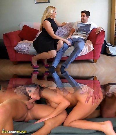Meaty tits mature lois...