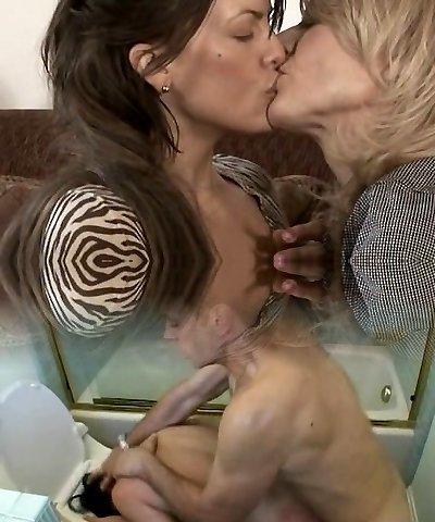 Lesbian daydreams 3